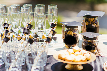 South Florida Graduation Party Catering